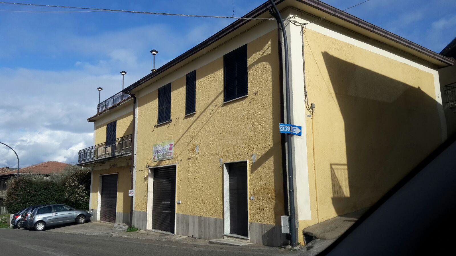 Locali commerciali in vendita a Monte S.Giovanni Campano Rif.40