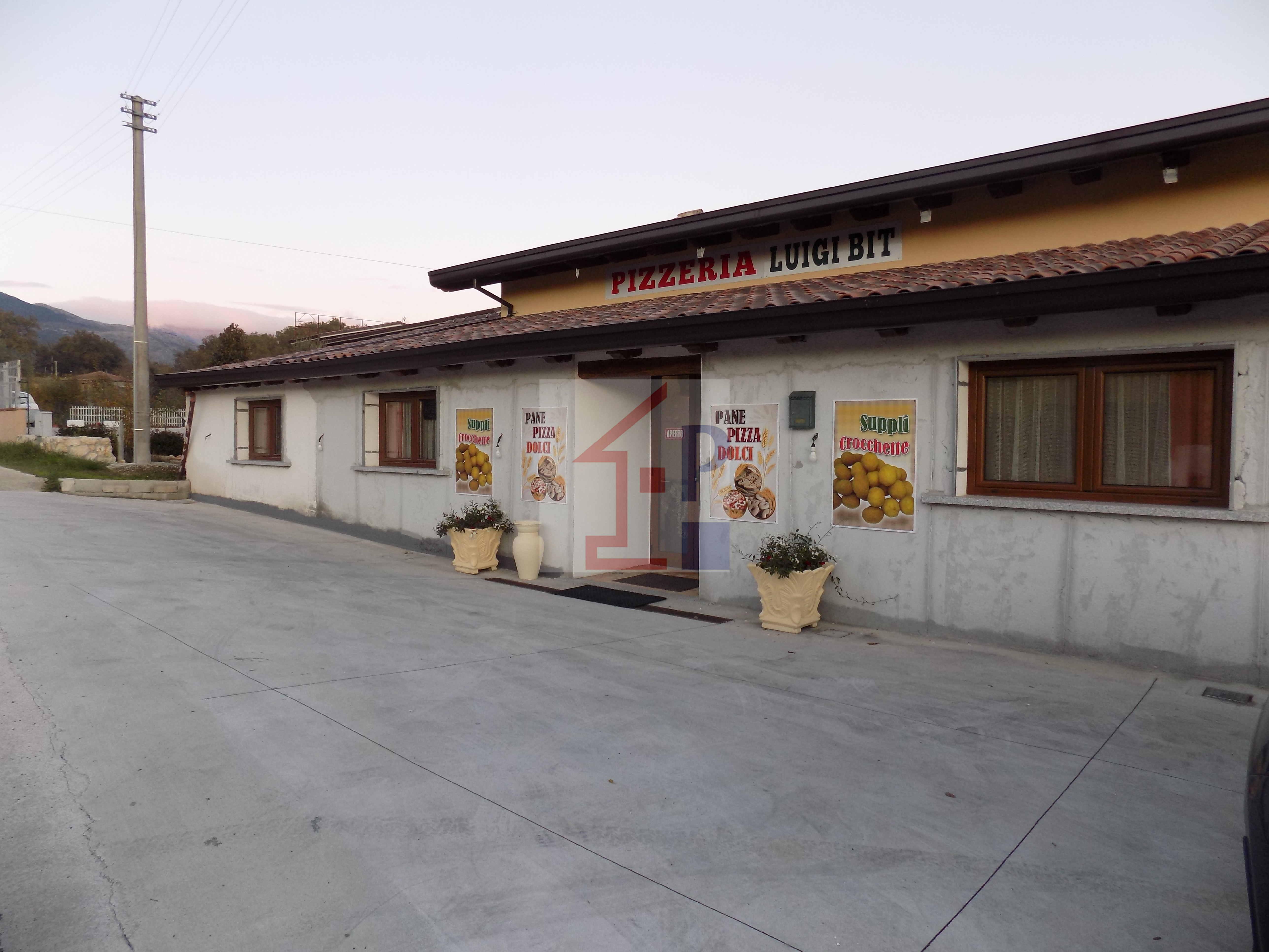 Attività di Bar-Pizzeria-Trattoria a Isola del Liri