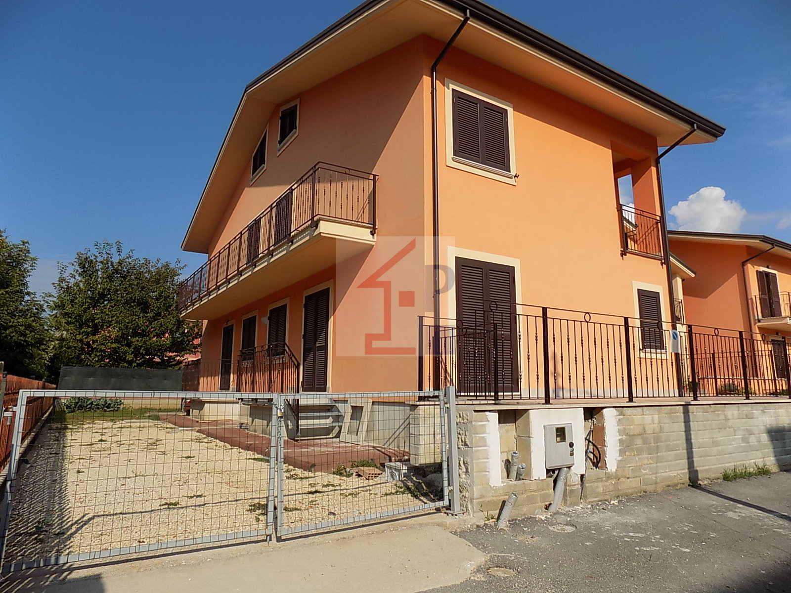 Villette in vendita a isola del liri nuova costruzione rif for Ammobiliare casa