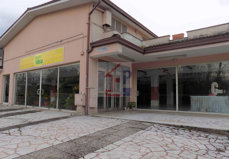 Locale commerciale in affitto a ceprano primacasa for Affitto locale c1