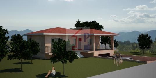 Fontechiari n.3 ville di nuova costruzione in vendita Rif.38