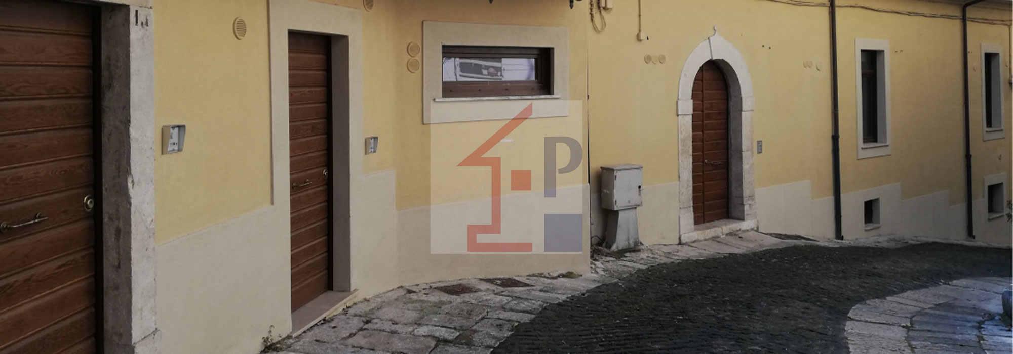 Appartamento in vendita in pieno centro a Isola del Liri Rif.62