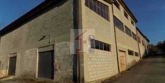 Capannone in vendita ad Arpino via Scaffa Rif.93